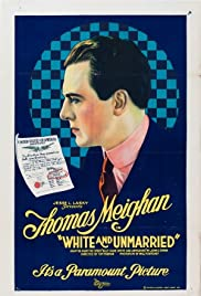 White and Unmarried Poster