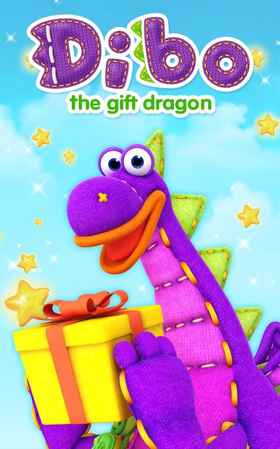 Dibo the gift dragon 2006 negle Choice Image