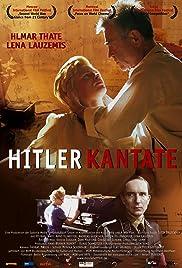 Die Hitlerkantate Poster