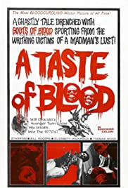 A Taste of Blood Poster