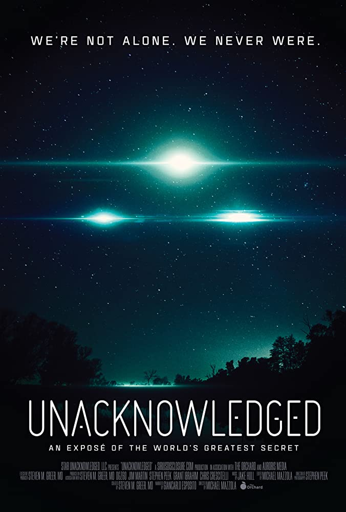 Unacknowledged (2017)