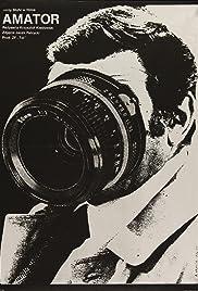 Amator(1979) Poster - Movie Forum, Cast, Reviews