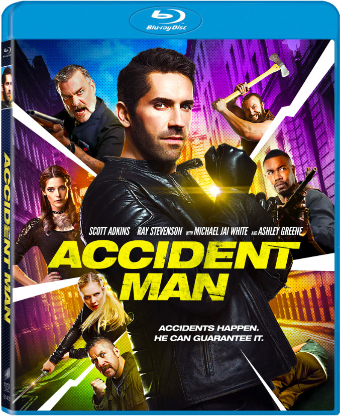 Accident Man 2018 film subtitrat hd in romana