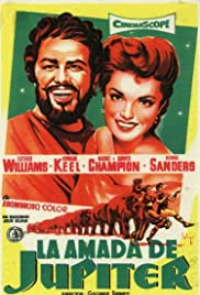 Jupiter's Darling Poster