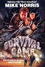 Survival Game Poster