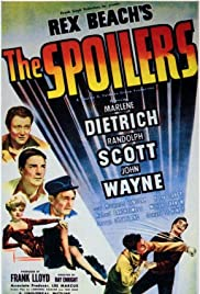 The Spoilers (1942) Poster - Movie Forum, Cast, Reviews