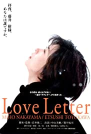 Love Letter (1995) Poster - Movie Forum, Cast, Reviews