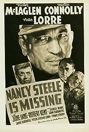 Nancy Steele Is Missing! Poster