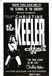 The Christine Keeler Story Poster