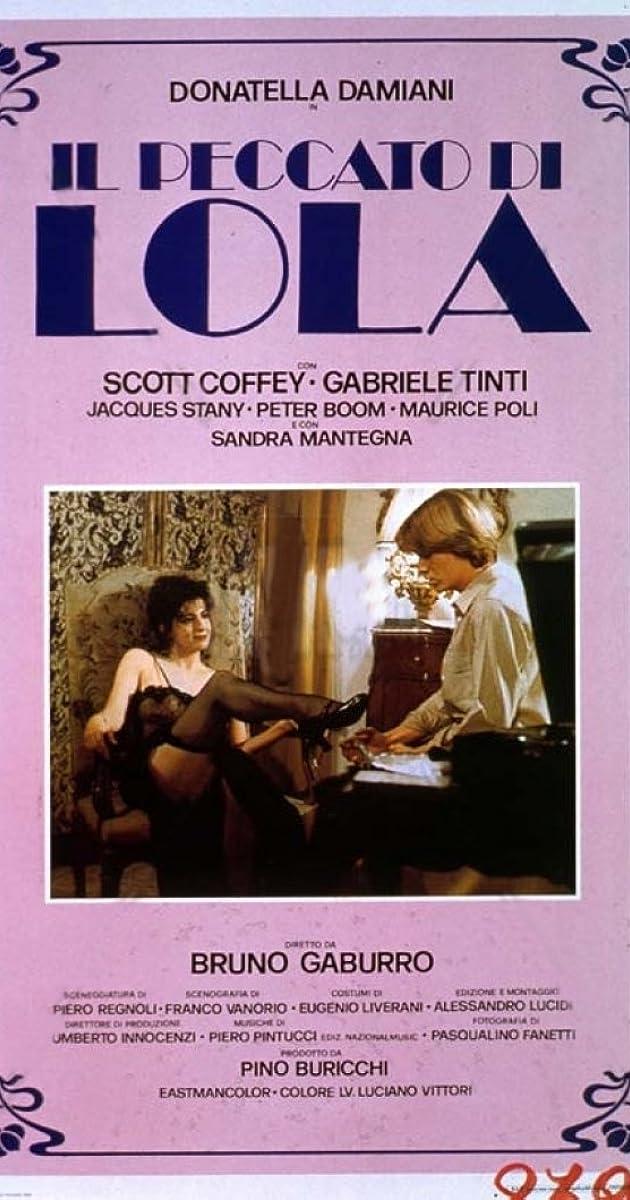 Popolare Il peccato di Lola (1984) - IMDb EN78