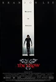 The Crow (1994) Poster - Movie Forum, Cast, Reviews
