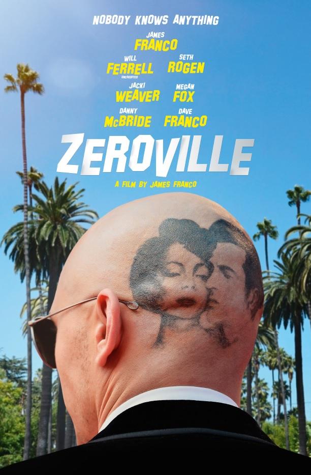 Zeroville film poster