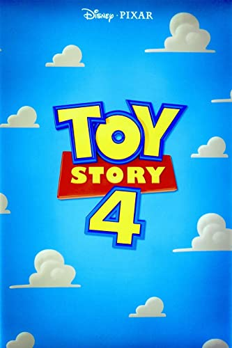 Toy story 4 2019 for Toy story 5 portada