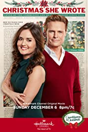 Christmas She Wrote (2020) poster