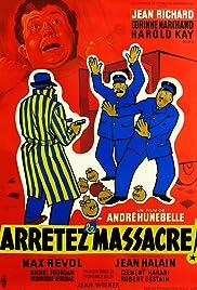 Arrêtez le massacre Poster