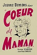 Image of Coeur de maman