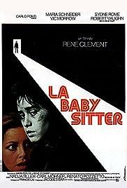 La baby sitter Poster