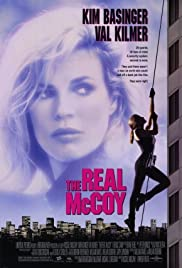 The Real McCoy (1993) Poster - Movie Forum, Cast, Reviews