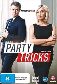 Party Tricks Poster - TV Show Forum, Cast, Reviews