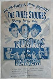 Rumpus in the Harem (1956) Poster - Movie Forum, Cast, Reviews