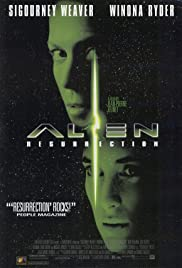 Alien: O Regresso Poster