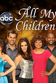All My Children Poster