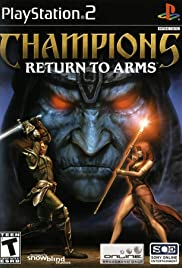 Champions: Return to Arms Poster