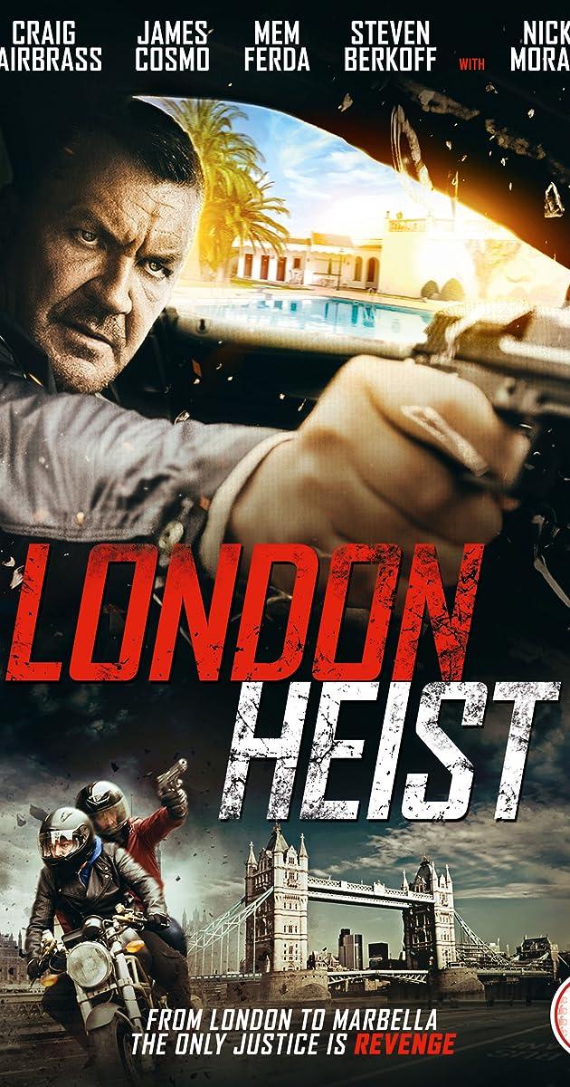 Apiplėšimas Londone / London Heist (2017) Online