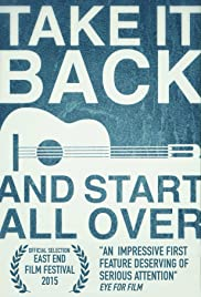 Take It Back and Start All Over Poster