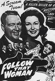 Follow That Woman Poster
