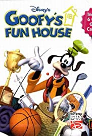 Goofy's Fun House Poster