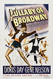 Lullaby of Broadway (1951) Poster - Movie Forum, Cast, Reviews