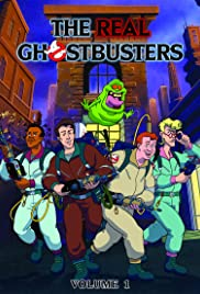 The Real Ghostbusters Poster - TV Show Forum, Cast, Reviews