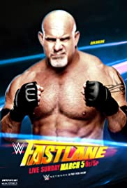 WWE Fastlane Poster