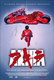 Akira (1988) Poster - Movie Forum, Cast, Reviews