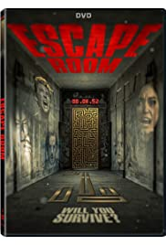 Escape Room (2017) Poster - Movie Forum, Cast, Reviews