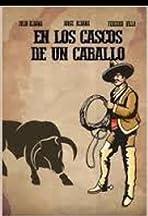 En los cascos de un caballo
