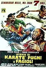 Robin Hood, Arrows, Beans and Karate Poster