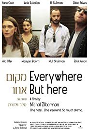 Everywhere But Here Poster