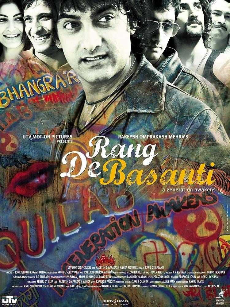 Rang De Basanti (2006) Full Movie Watch Online Free Download Hd