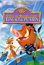 Primary image for Around the World with Timon & Pumbaa