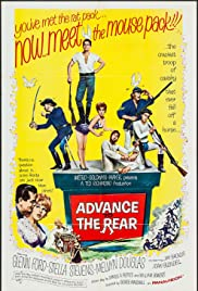 Advance to the Rear (1964) Poster - Movie Forum, Cast, Reviews