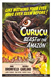 Curucu, Beast of the Amazon (1956) Poster - Movie Forum, Cast, Reviews