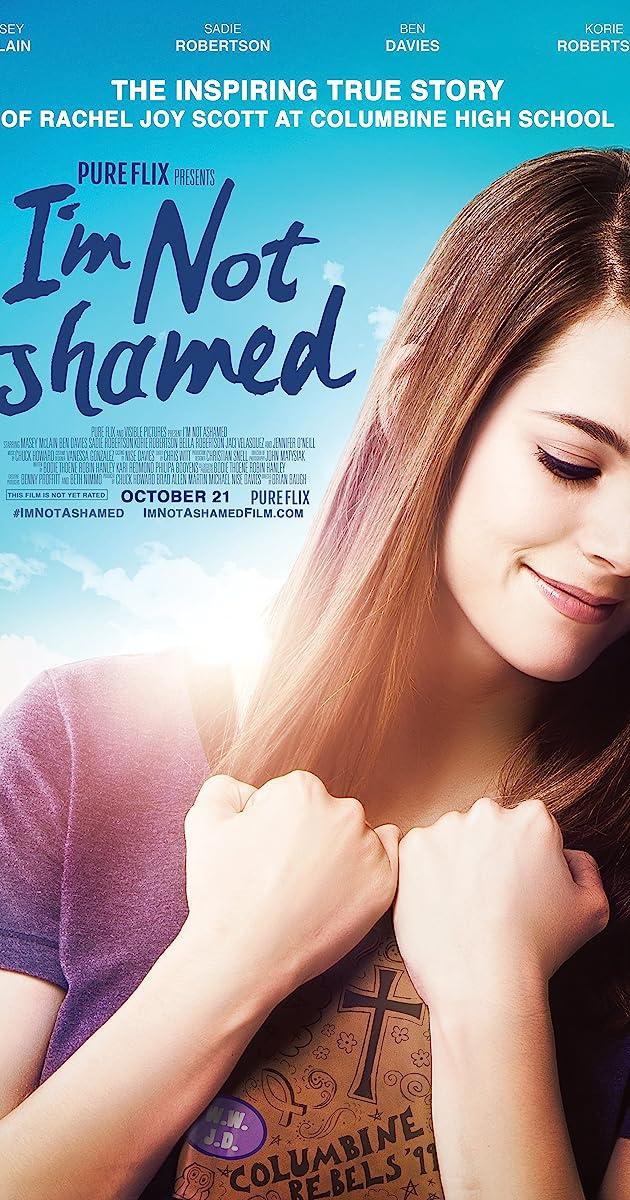 Im Not Ashamed (2016) 720p Bluray
