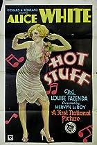 Hot Stuff (1929) Poster