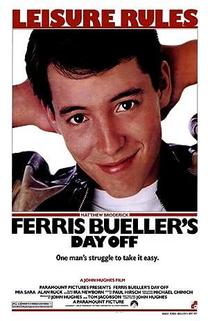 Ferris Bueller's Day Off (1986) HD 720P