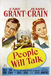 People Will Talk (1951) Poster - Movie Forum, Cast, Reviews