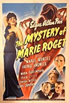 Image of Mystery of Marie Roget