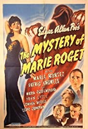Mystery of Marie Roget Poster