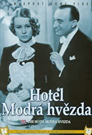 Hotel Modrá hvezda (1941) Poster - Movie Forum, Cast, Reviews